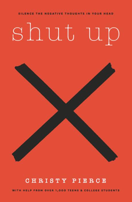 Say Shut Up Book